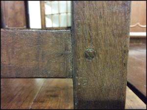 Oude Antieke Eettafel.Originele Antieke Tafel Herkennen Antieke Eettafels Nl