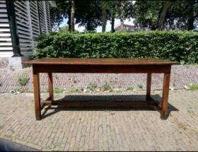Eettafel-vruchtenhout-198m-4