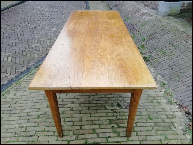Franse tafel
